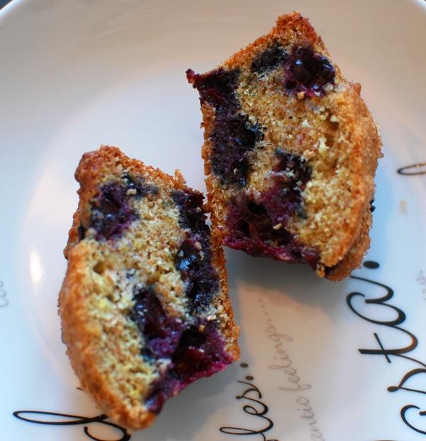 good aetin' wholemeal blueberry amp lemon muffins � an