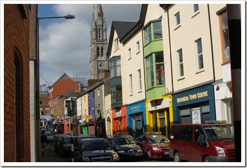 Irish boys small town
