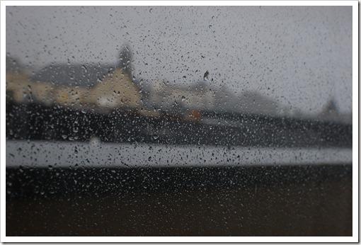 thur rain