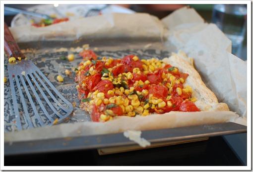 thur tomato slice