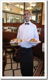 palace waiter