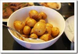 dinner potato