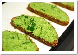 home organics broadbean bread
