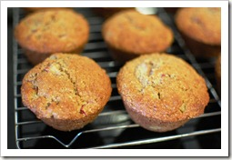 home organics muffins 2