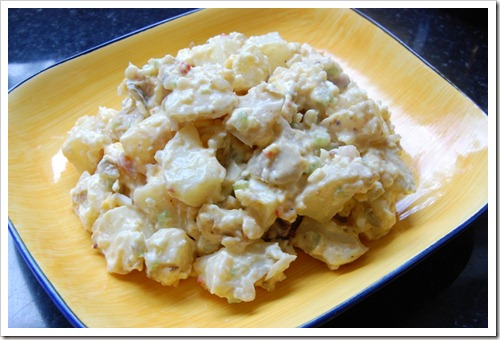 Fairy potato salad 2