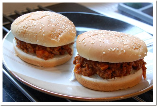 Fairy sloppy joe
