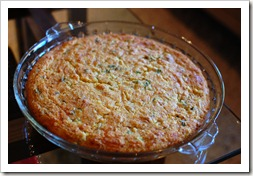 Irish Food Corn Bread