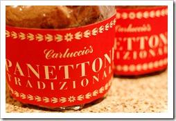 Panetoni Irish Food