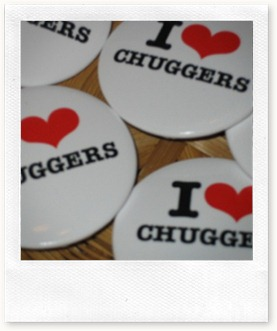 Chuggers!
