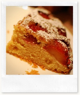 Cornmeal Plum Cake 3