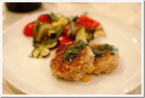 Smoked Mackerel Fishcakes 2