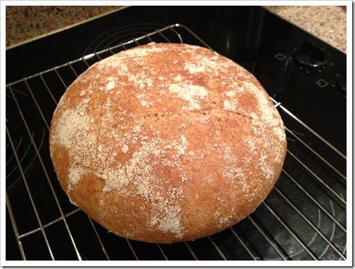 Spelt Bread Irish Baking 2